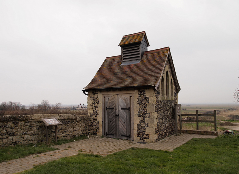Cliffe charnel house