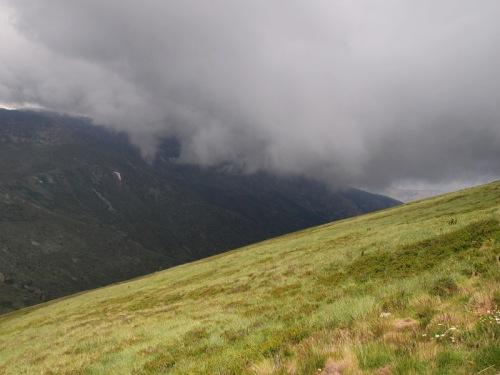 Wild slope
