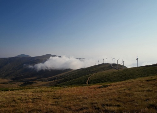 Varnoundas wind farm