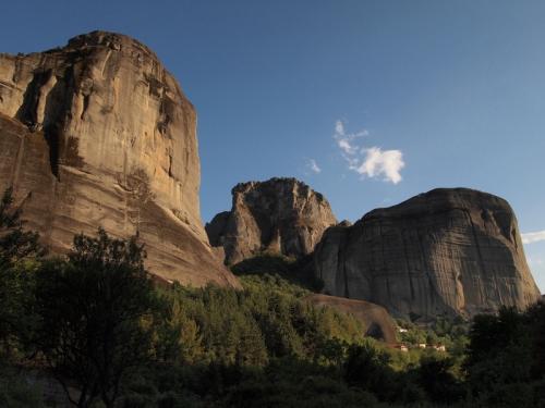 Rocks from Kastraki