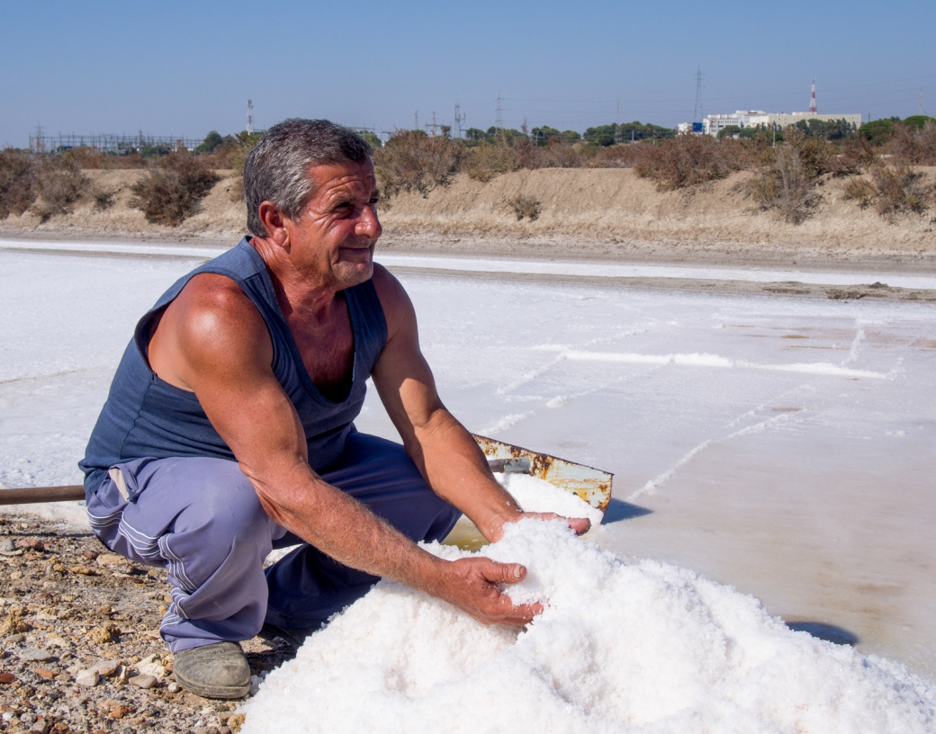 Juan Ariza - Salt pans La Esperanza